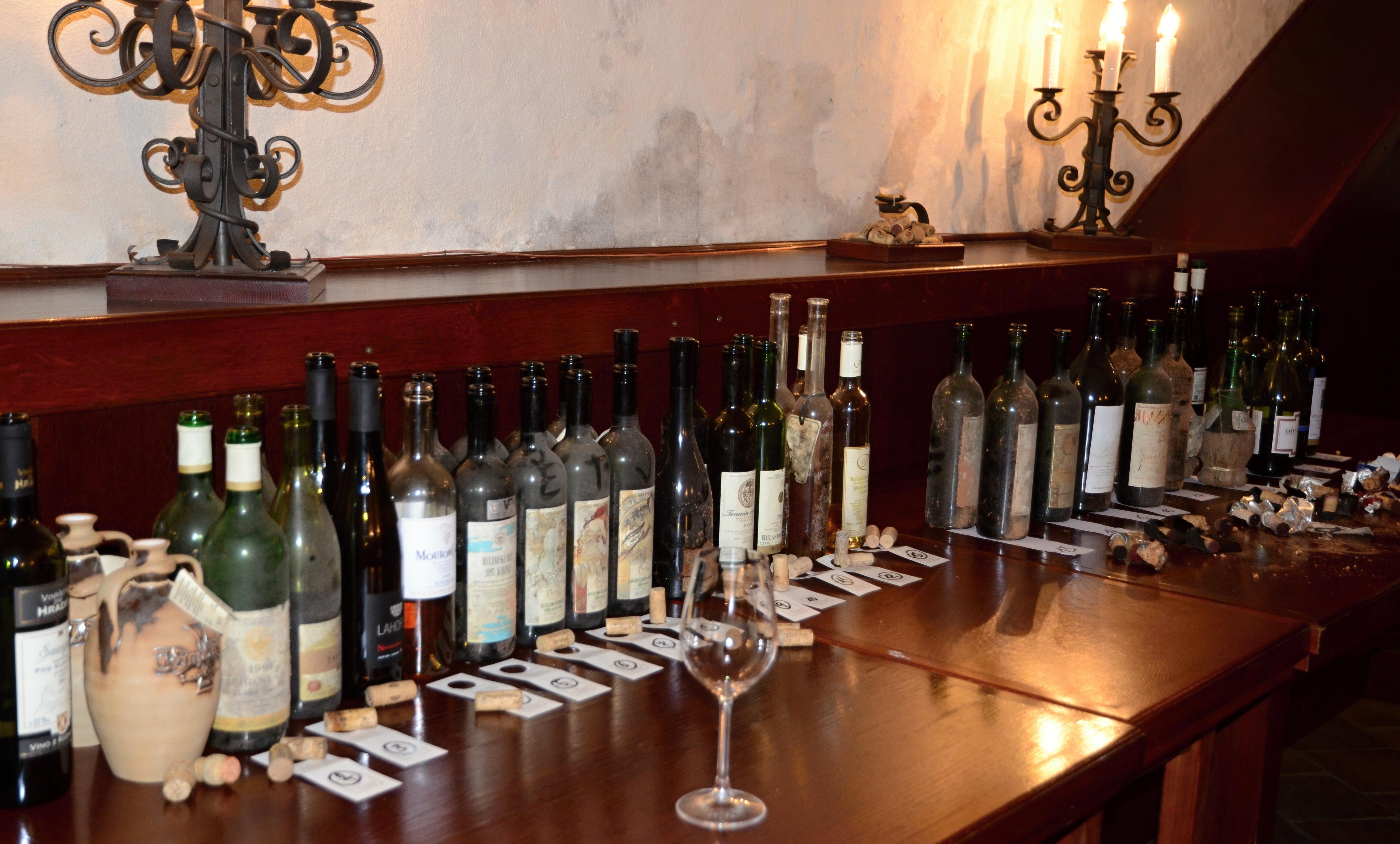 Vinný sklep - místo pro Vaše akce